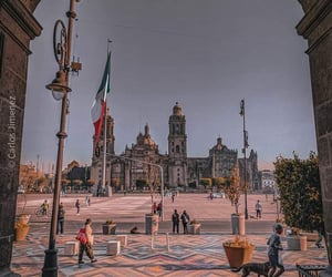 catedral, cdmx, and zócalo image