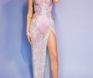 dress, glam, and beautiful image