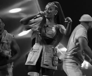 fake smile, swt, and ariana grande image
