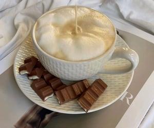 coffee, chocolate, and yummy image