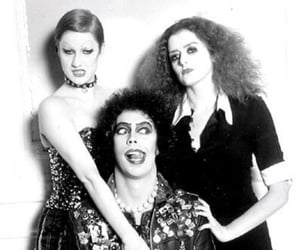 rocky horror, rocky horror picture show, and Tim Curry image