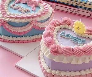 aesthetic, cakes, and minimalist image