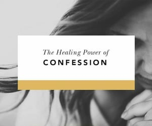 Catholic, jesus, and confess image