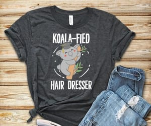 hairdresser, fied, and Koala image