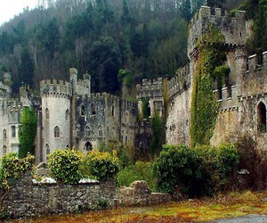 castle and wales image