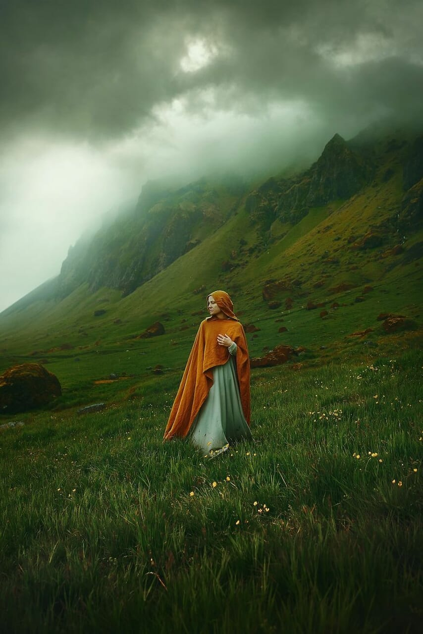 fantasy, historical, and photography image