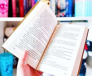 book, books, and leitura image