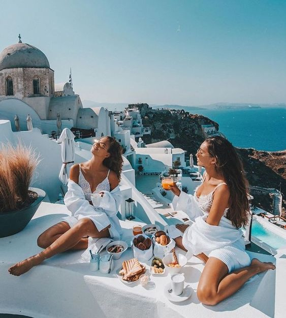 summer, friends, and besties image