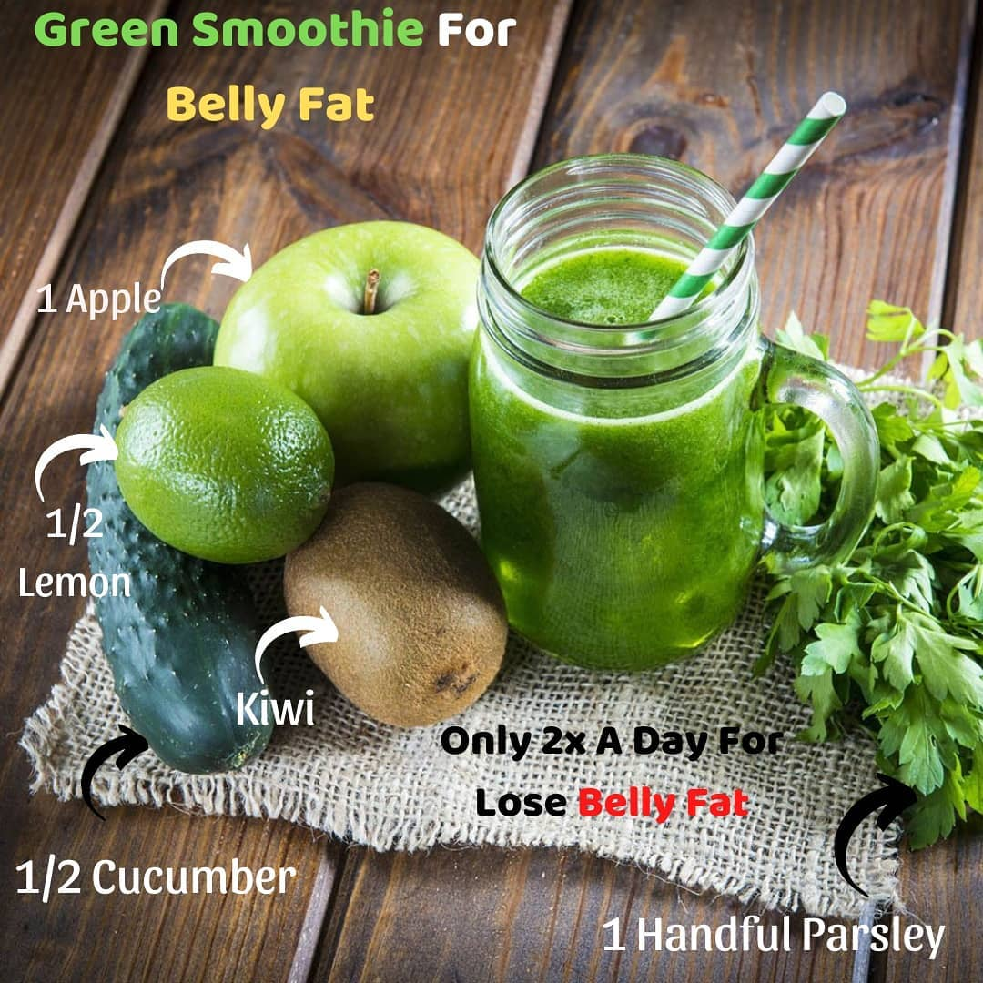 smoothie, weighloss, and fat burning image