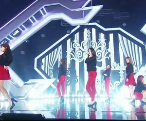 stage, hayoung, and bomi image