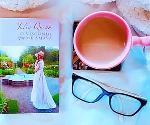 book, livro, and the viscount who loved me image