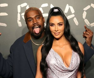 kimkardashian, divorced, and kanyewest image