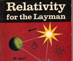 60s, einstein, and science image