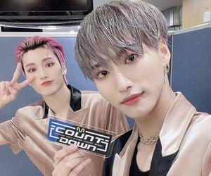 wooyoung, jongho, and san image