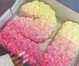 birthday, cake, and nails image
