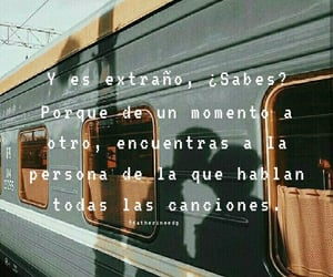 love, frases, and sentimientos image