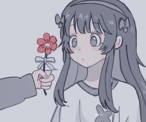 anime and matching image