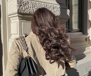 tumblr inspo, hairstyle goal, and hair goals image