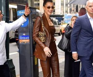street style, leather blazer, and fashionista fashionable image