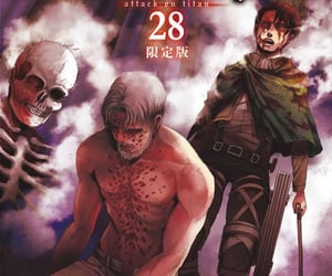 anime, anime cover, and attack on titan image