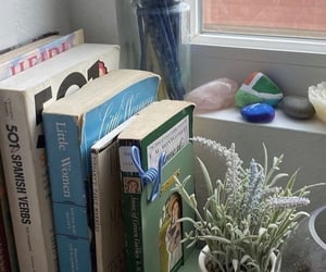 books, inspiration, and aesthetic image