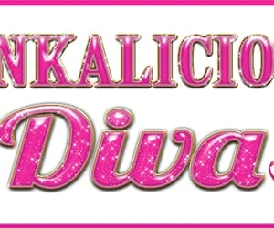 diva, i love pink, and love image