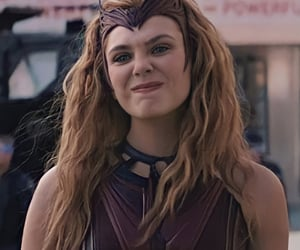 Avengers, elizabeth olsen, and icon image