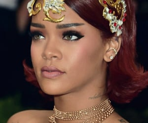 chic, haute couture, and rihanna image