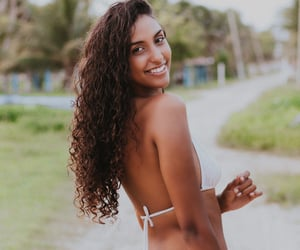 50mm, beach, and brasil image