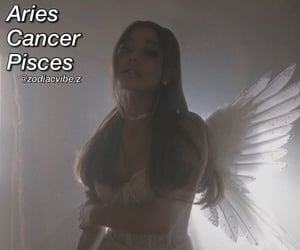 aries, astrology, and cancer image