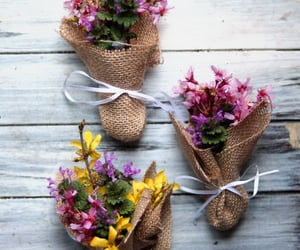 april, bouquet, and flower image