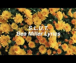 s.l.u.t and bea miller image