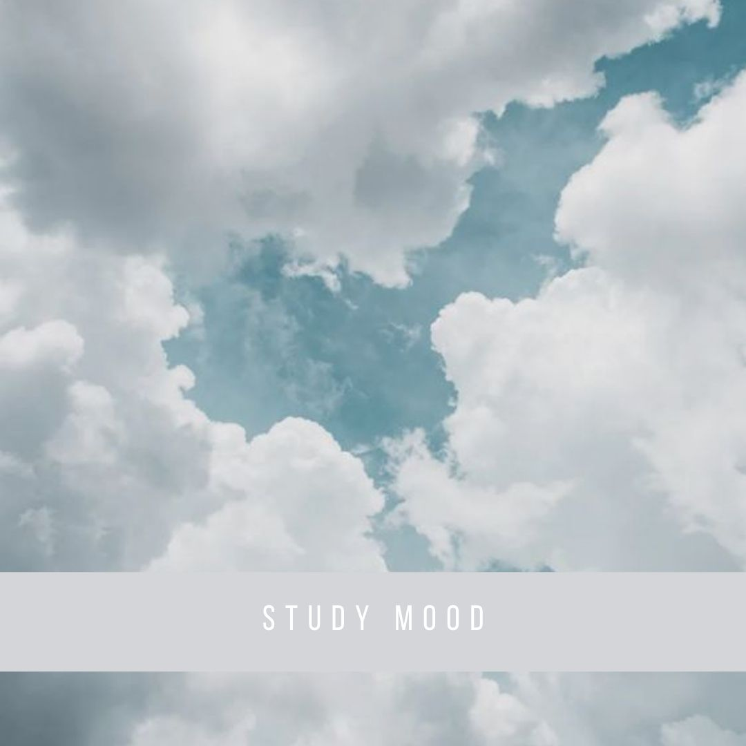article, playlist, and study mood image