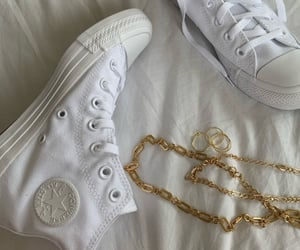 aesthetic, clean, and gold image