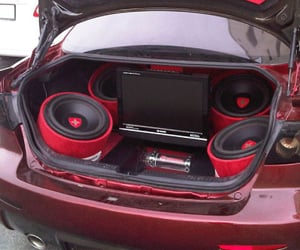 car stereo installation image