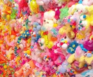 rainbowcore and kidcore image