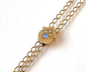victorian jewelry, estate jewelry, and antique watch chain image
