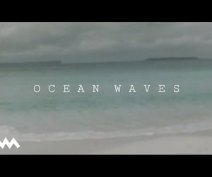 aesthetic, mood, and ocean waves image