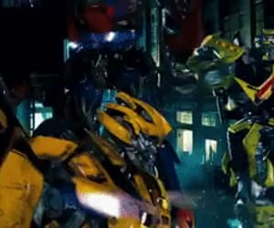 autobots, gif, and transformers image