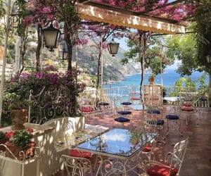 beautiful, cafe, and italy image