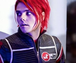 gerard way, mcr, and party poison image
