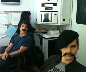 rare, teen wolf, and teen wolf cast image