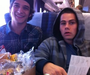 cast, rare, and teen wolf image