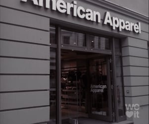 american apparel, city, and grey image