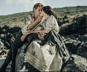 film, nature, and outlander image