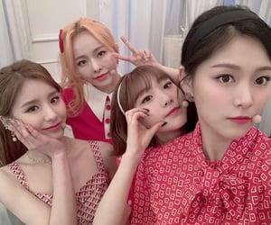 girl group, orbit, and girlgroup image