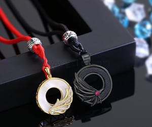 christmas gift, bff necklaces, and valentines gifts image