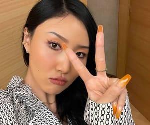 kpop, maria, and nails image