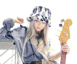alt, fashion, and guitar image
