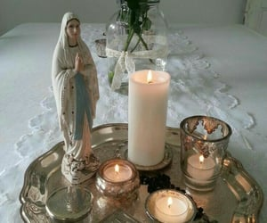 aesthetic, altar, and catholicism image